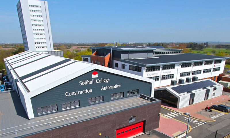 Solihull College - Banner